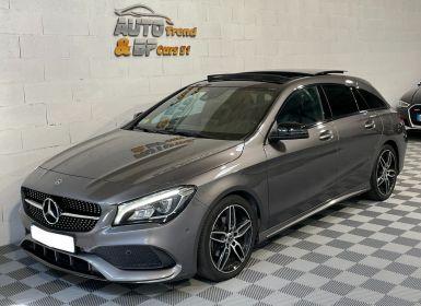 Vente Mercedes CLA classe shootingbrake 200d fascination Occasion