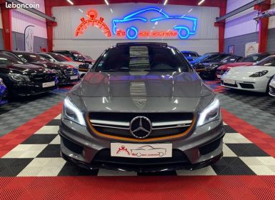 Vente Mercedes CLA Mercedes-benz 45 amg perf shooting brake orange art Occasion