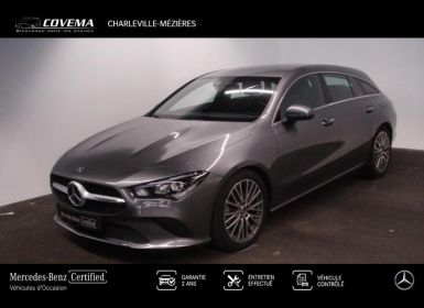 Achat Mercedes CLA Shooting Brake 180 136ch Progressive Line 7G-DCT Occasion