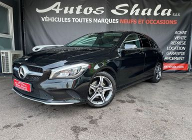 Vente Mercedes CLA Shooting Brake 180 D BUSINESS EDITION 7G-DCT Occasion