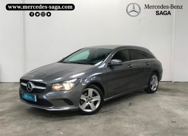 Vente Mercedes CLA Shooting Brake 180 d Inspiration Occasion