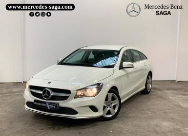 Achat Mercedes CLA Shooting Brake 180 d Inspiration 7G-DCT Occasion