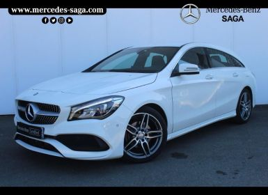 Vente Mercedes CLA Shooting Brake 180 d Launch Edition 7G-DCT Occasion