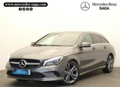 Acheter Mercedes CLA Shooting Brake 180 d Sensation Occasion
