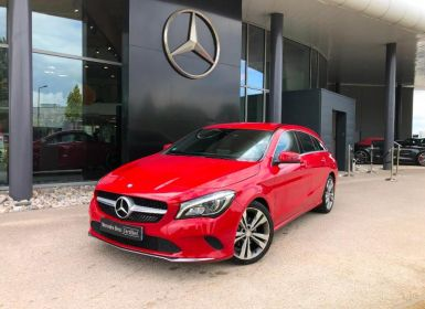 Vente Mercedes CLA Shooting Brake 180 d Sensation Occasion