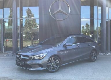 Achat Mercedes CLA Shooting Brake 180 d Sensation Occasion