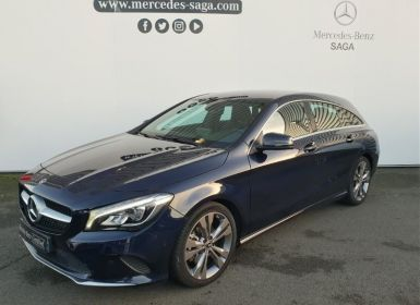 Vente Mercedes CLA Shooting Brake 180 d Sensation 7G-DCT Occasion