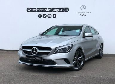Mercedes CLA Shooting Brake 180 d Sensation 7G-DCT