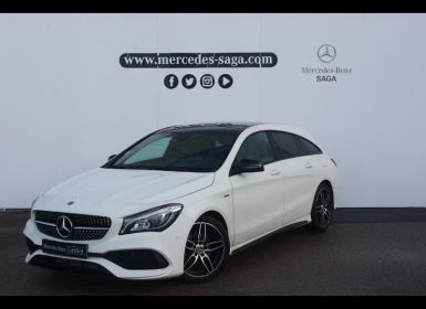 Achat Mercedes CLA Shooting Brake 180 d WhiteArt Edition Occasion