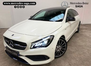 Mercedes CLA Shooting Brake 180 d WhiteArt Edition Occasion