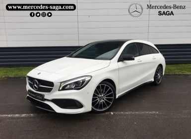 Vente Mercedes CLA Shooting Brake 180 d WhiteArt Edition 7G-DCT Occasion