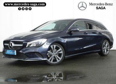 Achat Mercedes CLA Shooting Brake 180 Sensation 7G-DCT Occasion