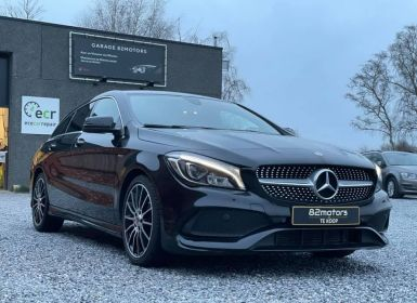 Achat Mercedes CLA Shooting Brake 180 White Art Edition Occasion