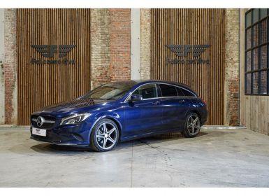 Mercedes CLA Shooting Brake 200 Als Nw - leder - navi - autom - Falcomotivegar!!
