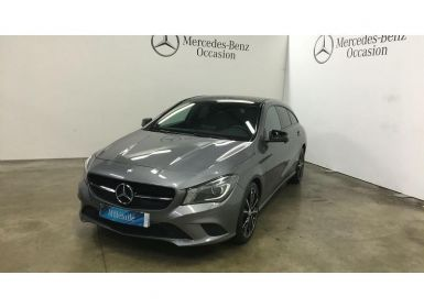 Vente Mercedes CLA Shooting Brake 200 CDI Sensation 7G-DCT Occasion