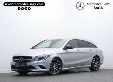 Voiture Mercedes CLA Shooting Brake 200 CDI Sensation 7G-DCT Occasion