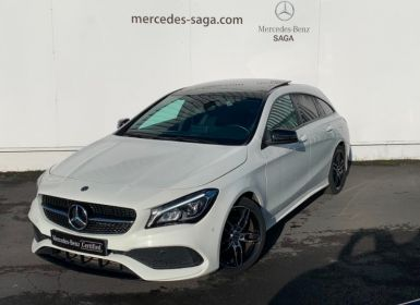 Mercedes CLA Shooting Brake 200 d Fascination 7G-DCT