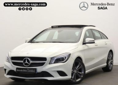 Achat Mercedes CLA Shooting Brake 200 d Sensation 7G-DCT Occasion