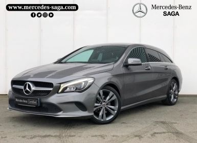 Vente Mercedes CLA Shooting Brake 200 d Sensation 7G-DCT Euro6c Occasion