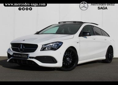 Achat Mercedes CLA Shooting Brake 200 d Starlight Edition 7G-DCT Euro6c Occasion
