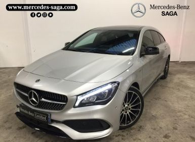Mercedes CLA Shooting Brake 200 d WhiteArt Edition 7G-DCT Occasion