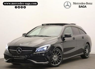 Vente Mercedes CLA Shooting Brake 200 d WhiteArt Edition 7G-DCT Occasion