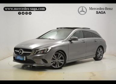 Achat Mercedes CLA Shooting Brake 200 Sensation 7G-DCT Occasion