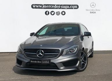 Vente Mercedes CLA Shooting Brake 220 CDI 177ch Fascination 7G-DCT Occasion
