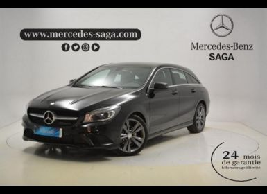 Vente Mercedes CLA Shooting Brake 220 CDI 177ch Sensation 7G-DCT Occasion