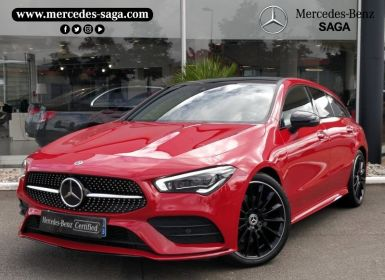 Vente Mercedes CLA Shooting Brake 220 d 190ch AMG Line 8G-DCT Occasion