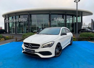 Voiture Mercedes CLA Shooting Brake 220 d Fascination 7G-DCT Occasion