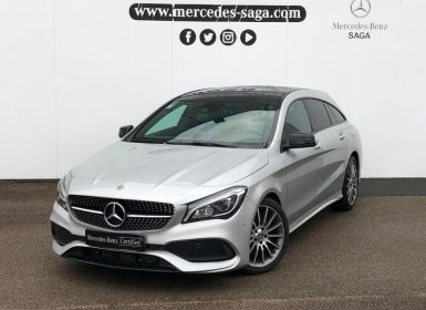 Vente Mercedes CLA Shooting Brake 220 d Fascination 7G-DCT Occasion
