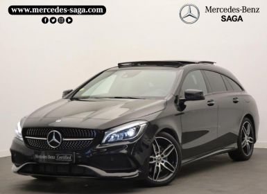 Voiture Mercedes CLA Shooting Brake 220 d Fascination 7G-DCT Euro6c Occasion