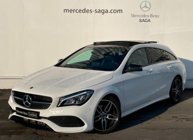 Mercedes CLA Shooting Brake 220 d Fascination 7G-DCT Euro6c