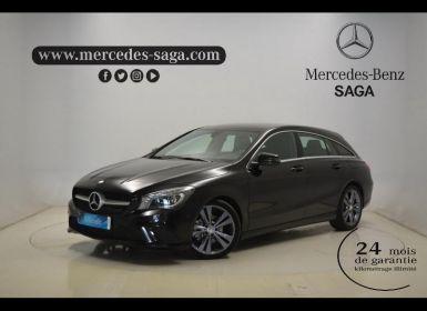 Voiture Mercedes CLA Shooting Brake 220 d Sensation 7G-DCT Occasion