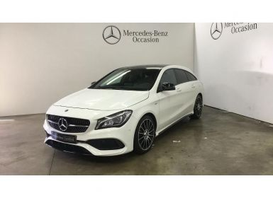 Vente Mercedes CLA Shooting Brake 220 d WhiteArt Edition 7G-DCT Occasion
