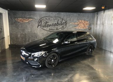 Mercedes CLA Shooting Brake 220d launch edition 7G-DCT