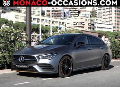 Achat Mercedes CLA Shooting Brake 250 224ch Edition 1 4Matic 7G-DCT Occasion
