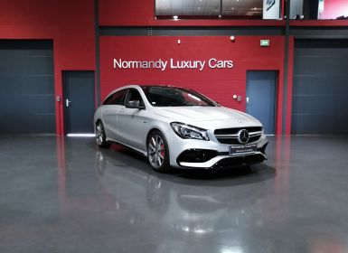 Vente Mercedes CLA Shooting Brake 45 AMG 381 4MATIC 7G-DCT Occasion