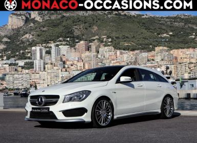 Voiture Mercedes CLA Shooting Brake 45 AMG 381ch 4Matic Speedshift DCT Occasion