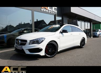 Achat Mercedes CLA Shooting Brake 45 AMG 381CH 4MATIC SPEEDSHIFT DCT Occasion