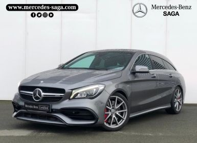 Vente Mercedes CLA Shooting Brake 45 AMG 381ch 4Matic Speedshift DCT Occasion