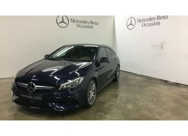 Vente Mercedes CLA Shooting Brake 45 AMG 381ch 4Matic Speedshift DCT Euro6d-T Occasion