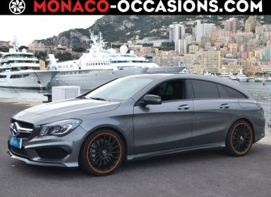 Vente Mercedes CLA Shooting Brake 45 AMG 381ch OrangeArt Edition 4Matic Speedshift DCT Occasion