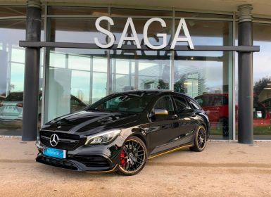 Vente Mercedes CLA Shooting Brake 45 AMG 381ch Yellow Night Edition 4Matic Speedshift DCT Occasion