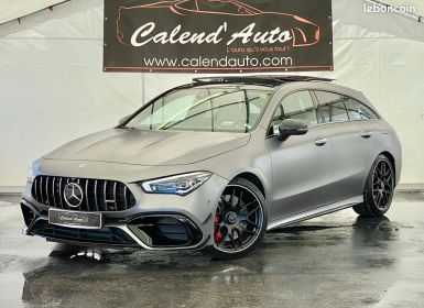 Vente Mercedes CLA Shooting Brake 45 Amg 4matic+ 8g-dct Occasion