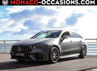 Achat Mercedes CLA Shooting Brake 45 AMG S 421ch 4Matic+ 8G-DCT Speedshift AMG Occasion