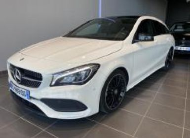 Vente Mercedes CLA Shooting Brake CLASSE 200 D 7 G DCT FASCINATION Occasion