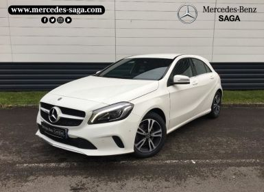 Vente Mercedes Classe A 160 Business Edition Occasion