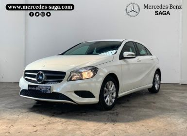 Vente Mercedes Classe A 160 CDI Business Occasion